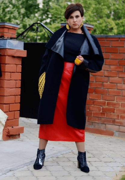 Действительно модная одежда для полных: бренды, производящие актуальные вещи для женщин Plus Size