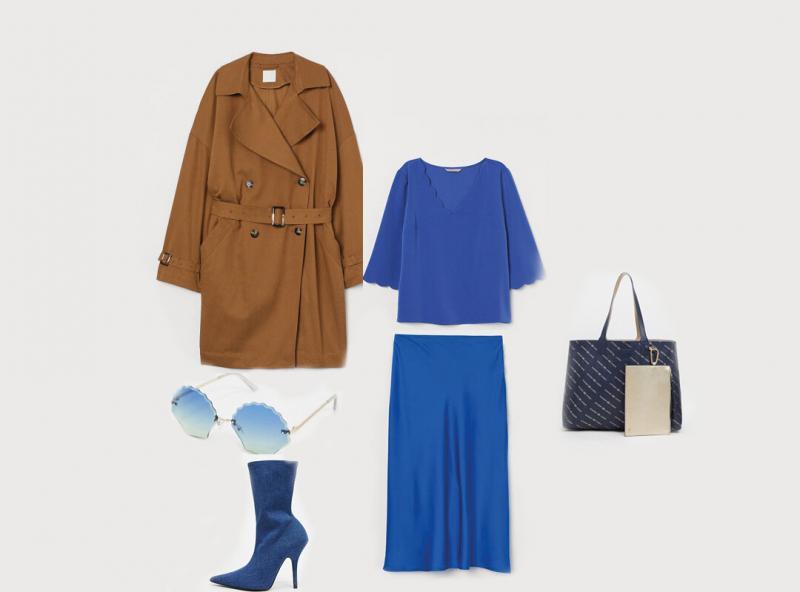Капсульный гардероб на весну 2020: из 17 вещей создаем 29 шикарных и модных образов