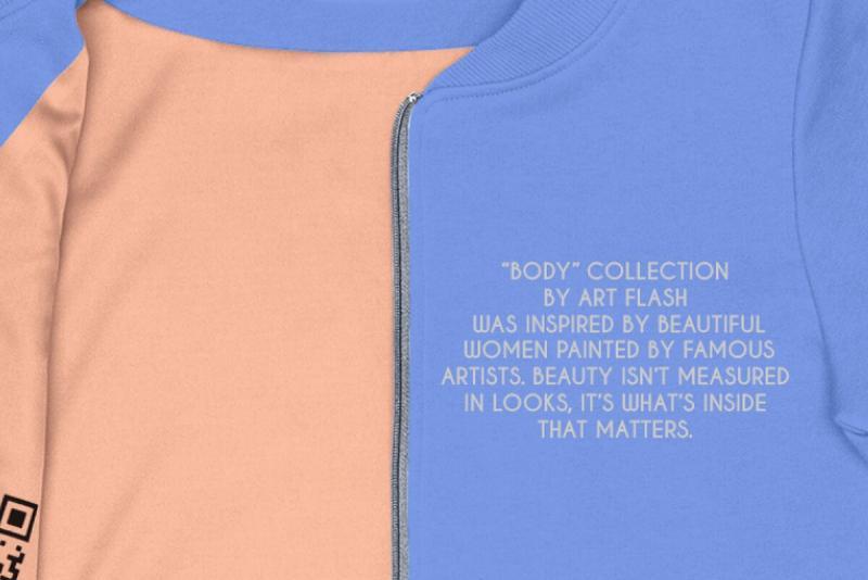 Коллекция одежды BODY: как мы придумали и воплотили в реальность идею бодипозитива в искусстве