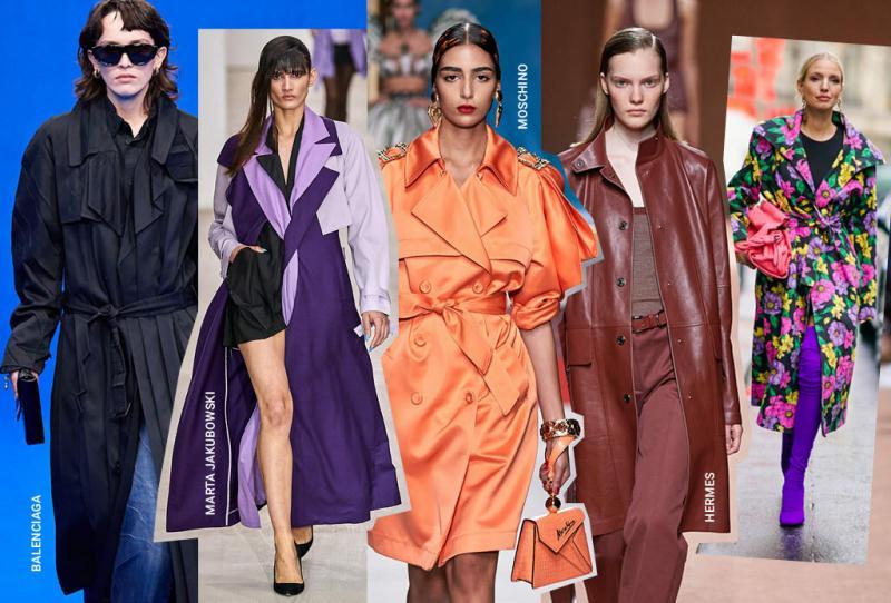 Самые модные плащи-2020: 5 классных вариантов