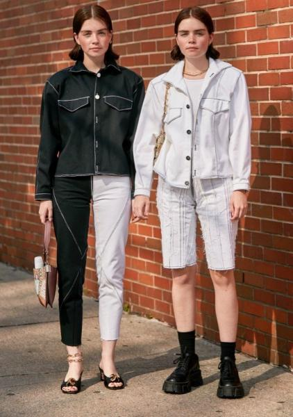 21 стильный способ носить шорты в новом сезоне