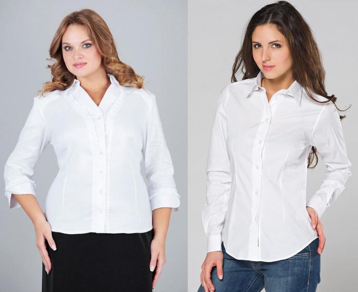 4 белые рубашки, которые до сих пор считают базовыми, хотя они давно вышли из моды