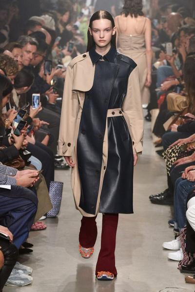 5 ярких трендов: самые модные плащи весны 2020