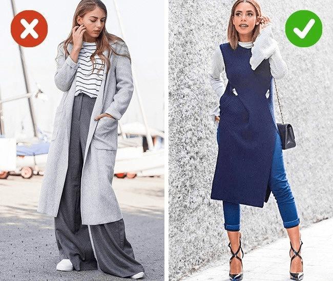 5 основных ошибок современного стиля
