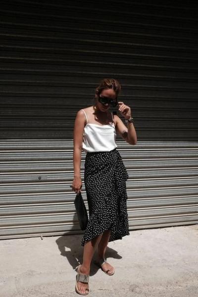Бохо юбки, которые покорят это лето