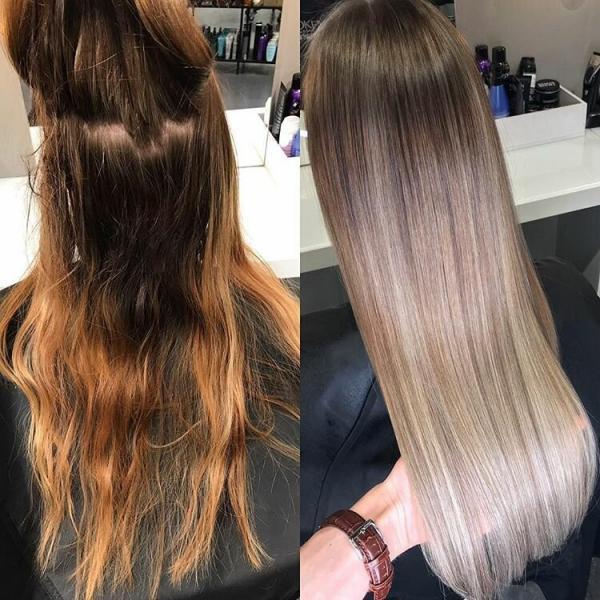 Как выбрать краску для осветления волос?