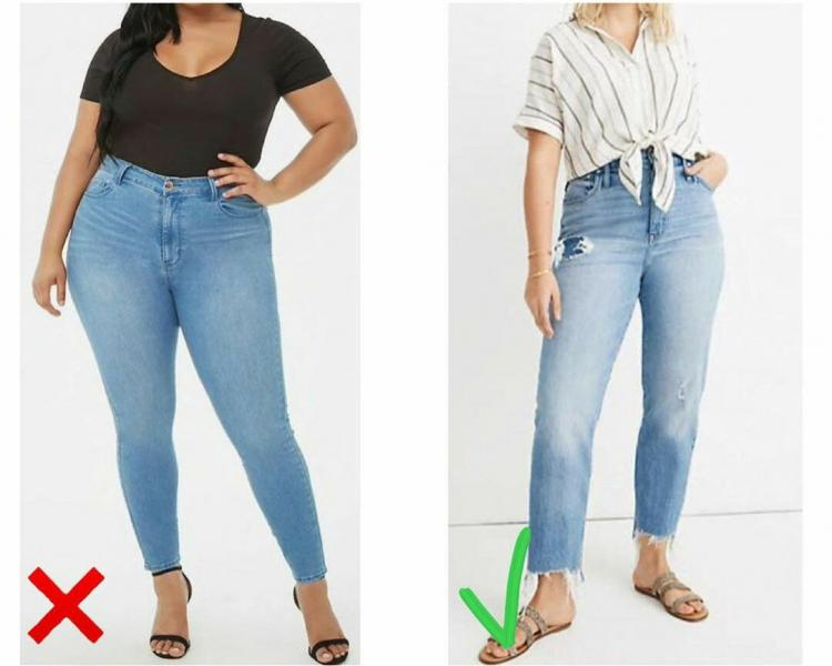 Ошибки образов: 8 примеров, как не стоит одеваться ⛔