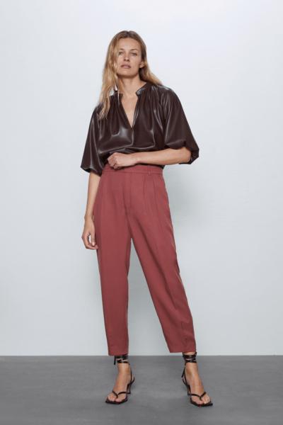 Самые модные брюки весны и лета 2020 на любой бюджет из Zara, H&M, Lamoda, 12storeez и др