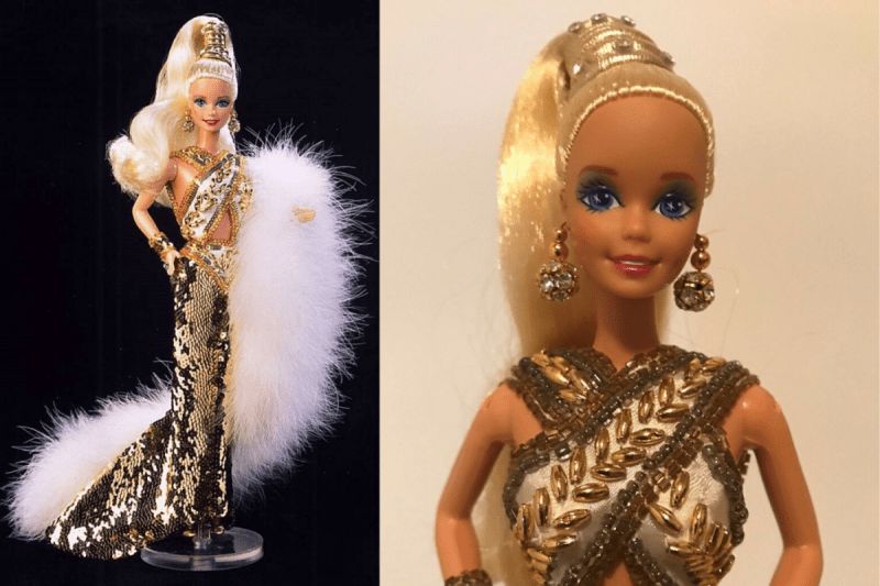 Топ самых дорогих «ювелирных» Barbie