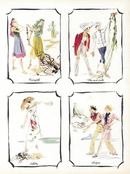 Удачный шоппинг героини 1930-х годов