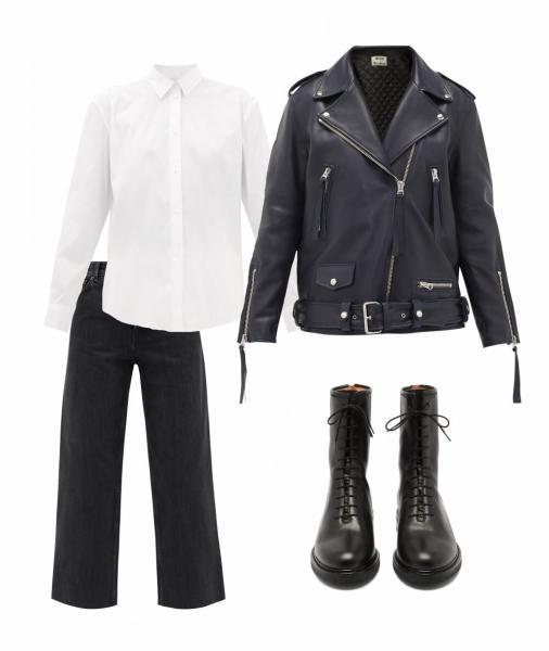 Урок стиля! Учимся правильно составлять образ с разными моделями джинсов