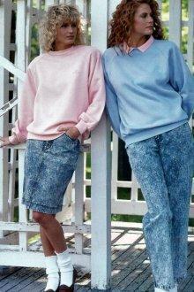 Вещи мамы, которые не стоило выбрасывать, или тренды 80-х, которые возвращаются в моду