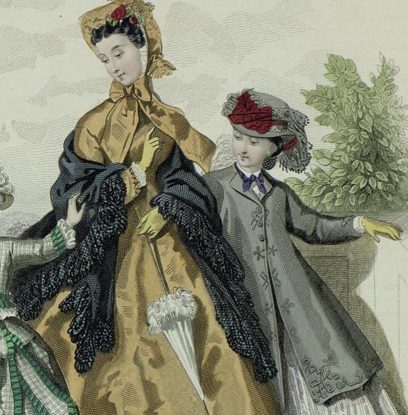Чем тешили себя майские модницы или выглядит серизовый цвет?