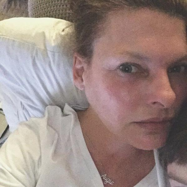 Линда Евангелиста 54 года без фотошопа, как выглядит без макияжа