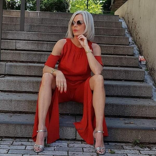 Не надо отставать! Что сейчас носят стильные возрастные женщины в 50+