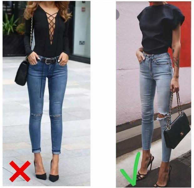 Ошибки образов: так лучше не носить 🚫