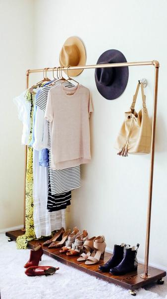Почему вещи в гардеробе не сочетаются?