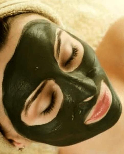 Подтягивающая маска для лица. Недорогой, но эффективный вариант
