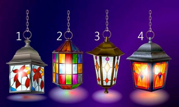 Психологический тест: выберите фонарик и узнайте своё ближайшее будущее