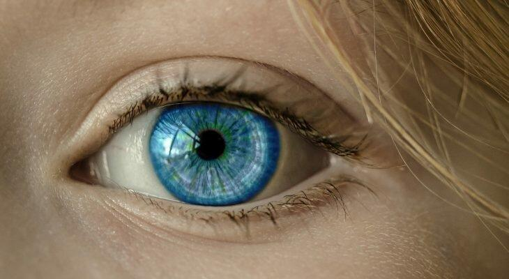 Психологический тест: выберите глаз и загляните в своё подсознание