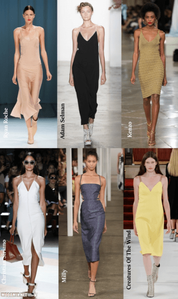 Сарафаны – цвета, модели, тренды 2020