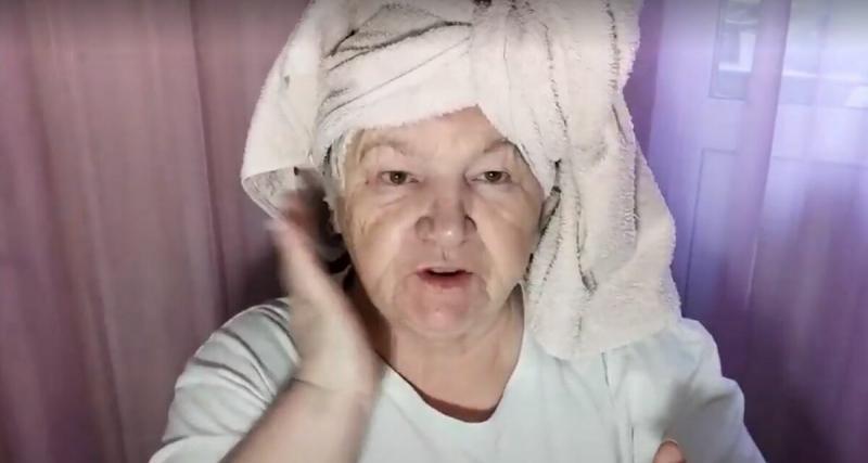 """В 73 года всегда использую эту маску для укрепления волос. Маска """"Прелесть"""""""