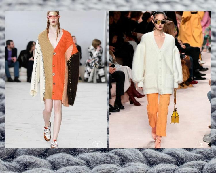 Во что укутаться, чем душеньку согреть: модные кардиганы сезона 2020