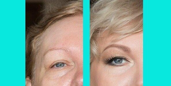 3 момента в макияже, которые покажут окружающим, что вы краситесь не по возрасту