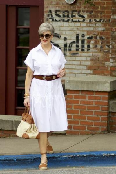 7 вещей для летней капсулы, чтобы и в 50+ не отставать от моды