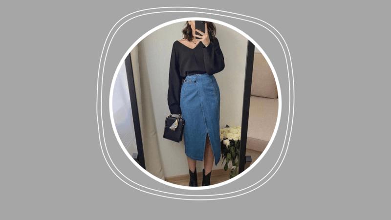 Как подобрать длину юбки, чтобы ноги выглядели изящно