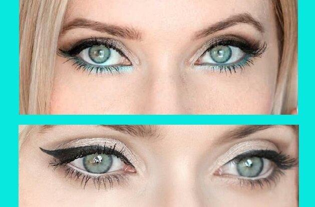 Карандаша для глаз: учимся омолаживать взгляд и подчеркивать цвет глаз за 2 минуты