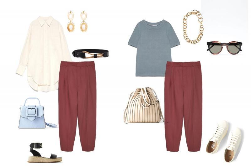 Лаконичный капсульный гардероб из Zara для нашего нестабильного лета