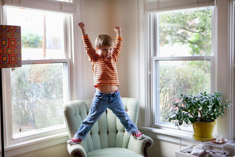 О детской самооценке и уверенности в себе
