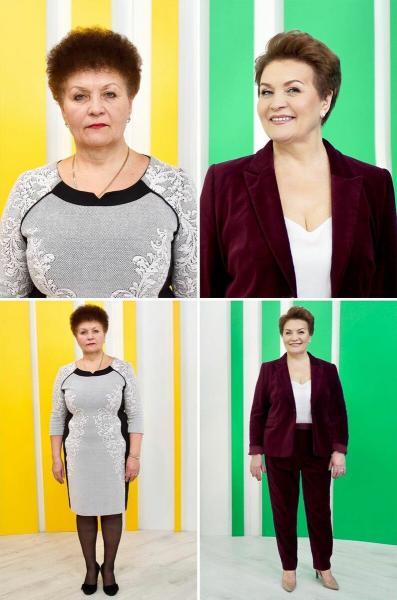 Пора меняться! Топ - 10 удивительных преображений женщин.