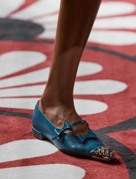 Балетки вернулись! Или почему это любимая обувь модниц в 2020?