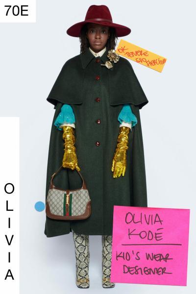 Gucci показали сумасшедшую коллекцию на Неделе моды в Милане, весна-лето 2021