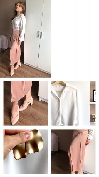 Из моего гардероба: 1 рубашка - 7 образов в разных стилях! Показываю на себе