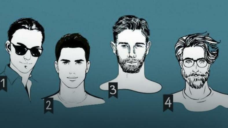 Какой мужчина на картинке Вам нравится больше всего? Ваше решение укажет на то, что вы ищете в партнере