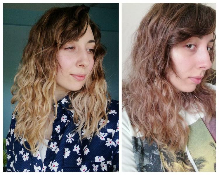 Кудрявый метод помог мне отказаться от утюжка и отрастить здоровые волосы за полгода