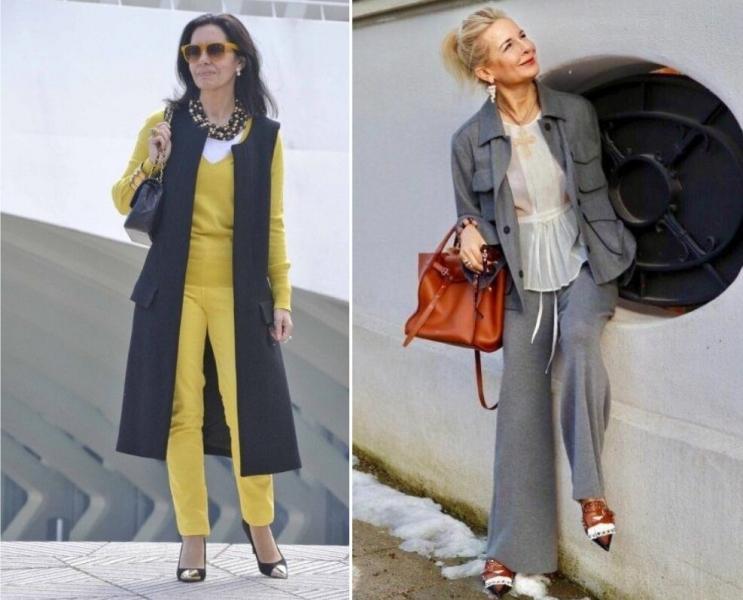 Вещи, которые совершенно не украшают возрастную женщину, а их так любят носить многие