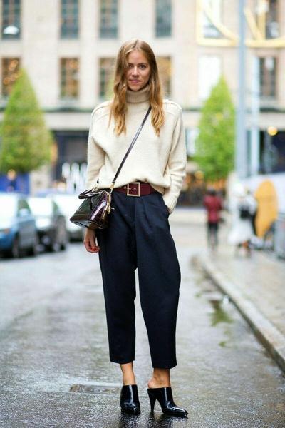 5 примеров: чем заменить обычные синие джинсы, которые уже надоели