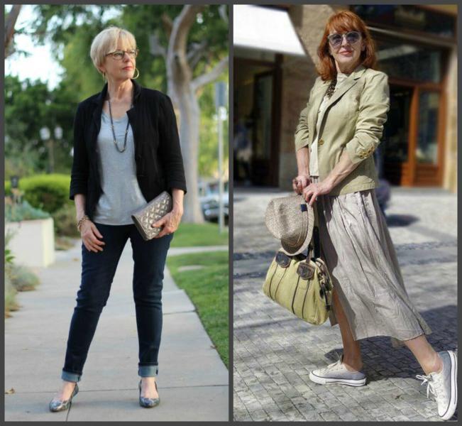 """Как одеваться """"молодежно"""", но при этом не выглядеть """"молодящейся"""". Раскрываю секрет стилистов"""