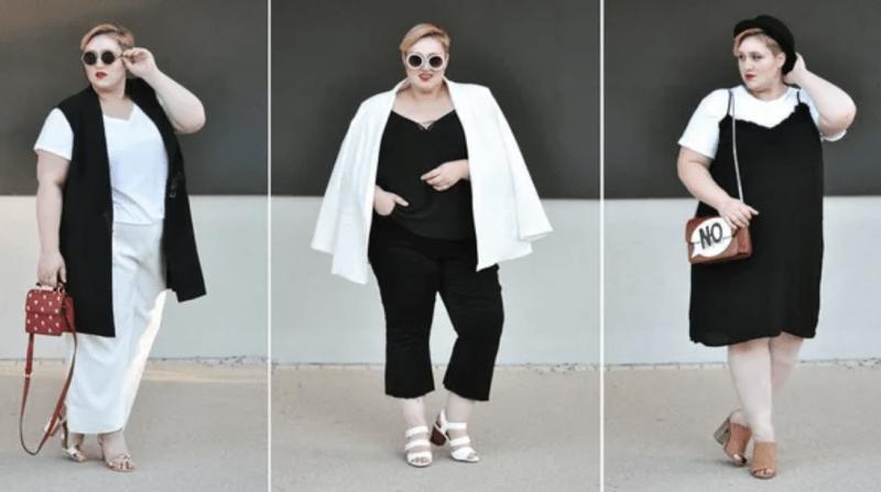 Модель 70 размера для Моды Плюс Сайз. Норма Или это все таки перебор?