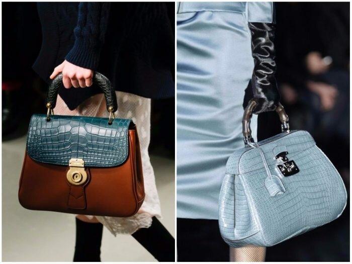 Модные сумки: 5 топ-моделей 2020 года