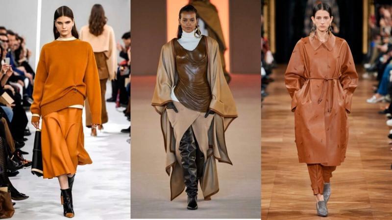 Модные тренды осени зимы 2020/2021.