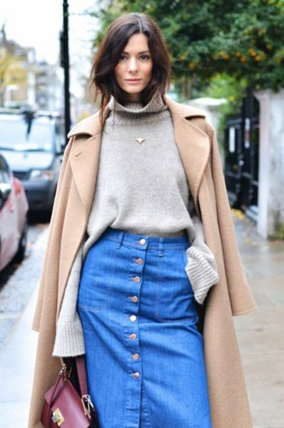 Мы узнали, какая юбка станет самой стильной грядущей осенью