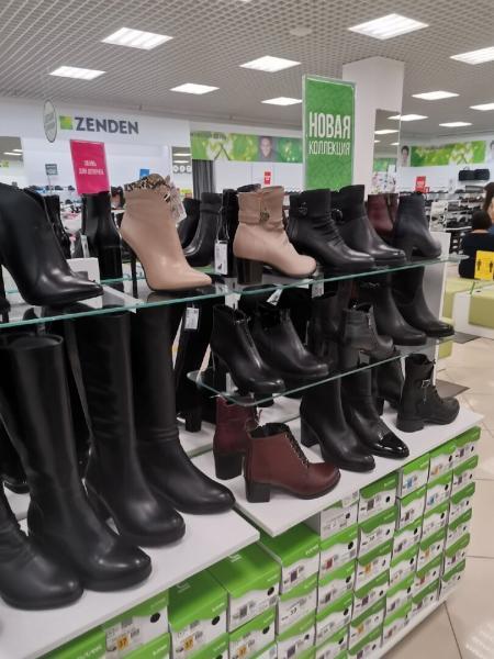 """Новая коллекция в """"Zenden"""" - середина августа, а обувь уже из осенней коллекции"""