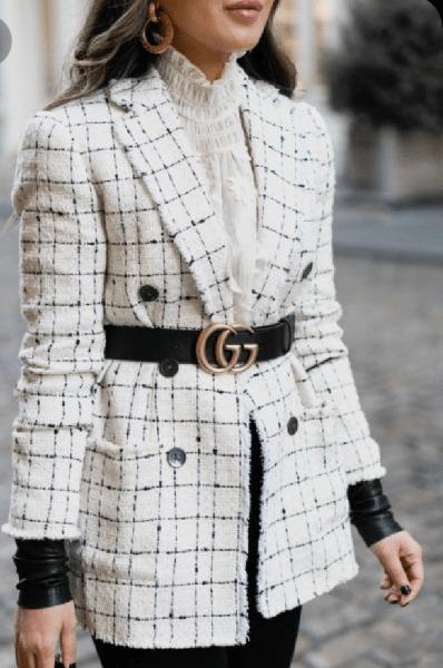 Приталенный пиджак снова в моде. Топ-7 пиджаков для стильной осени