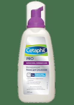 Разбор состава от косметического химика. Cetaphil PRO матирующая пенка для умывания, рекомендуемая врачами для пациентов с акне.