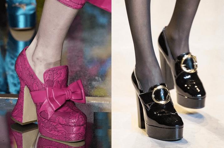 Самая модная обувь на осень-зиму 2020/2021